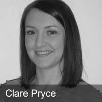Clare Pryce