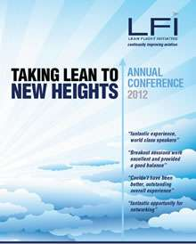 Cover Image for the Lean To New Heights conference