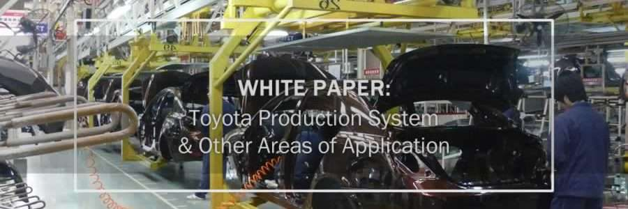 Image of Toyota Production line