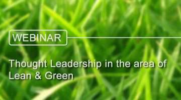 thought leadership lean green