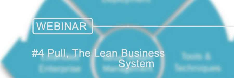 4 lean business system pull
