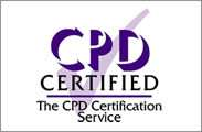 CPD Certification Logo
