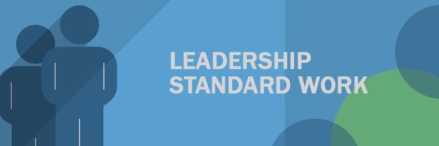 Leadership Standard Work 2