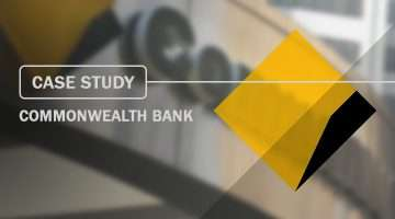 Case Study Commonwealth Bank