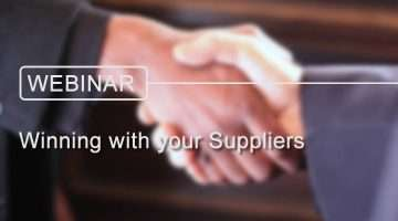 winning with your supppliers