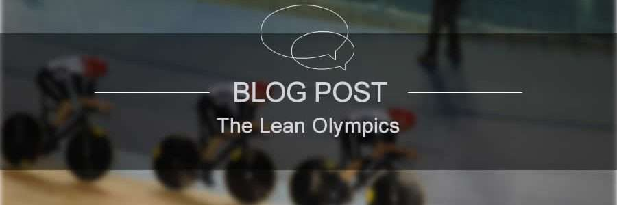 image of cyclists in velodrome