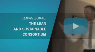 The lean and sustainable consortium