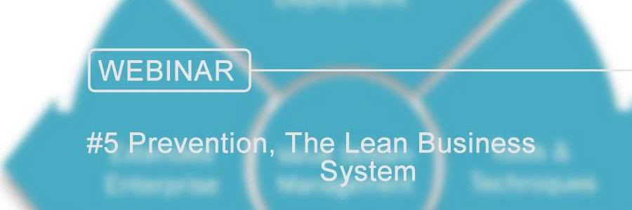 lean business system prevention