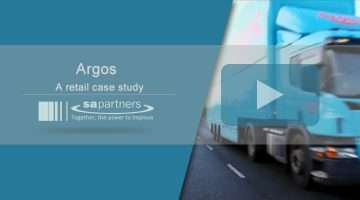image of an argos lorry