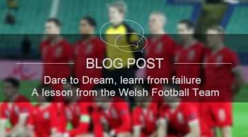 image of the welsh football team