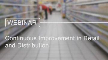 continuous improvement retail distribution
