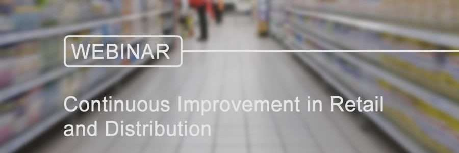 continuous improvement retail distribution