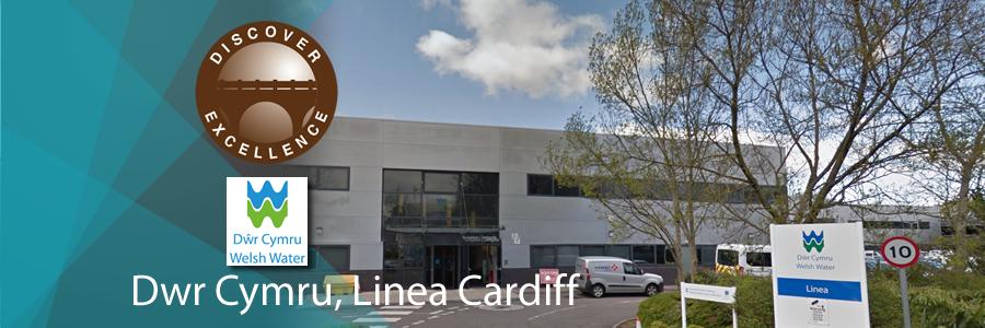 image of dwr cymru's linea facility