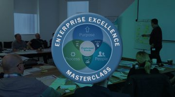 Enterprise Excellence Masterclass event