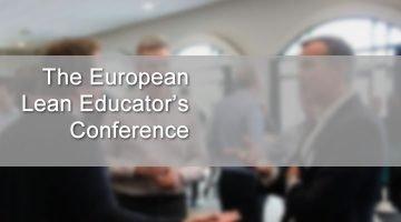 lean educators conference