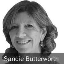 image of Sandie Butterworth