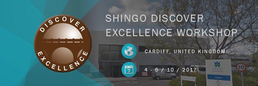 Shingo Discover Excellence Workshop Dwr Cymru