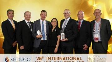 SIlver Award recipients