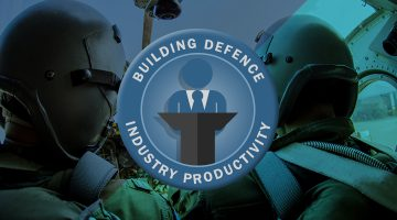 Building Defence Industry Productivity event