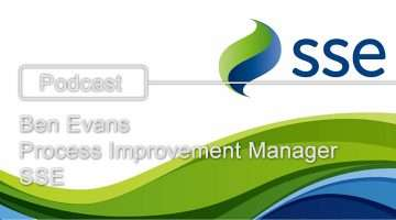 SSE logo and heading