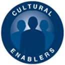 Shingo Cultural Enablers logo