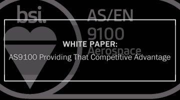 as9100 standard mark