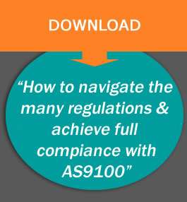 AS9100 certification download call to action