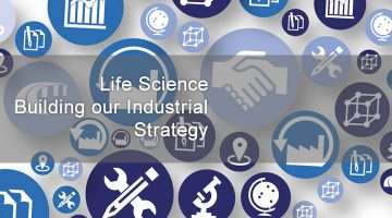 Life Science Building Industrial Strategy cover image