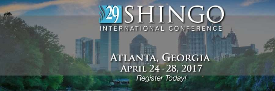 Shingo Conference 2017 banner image