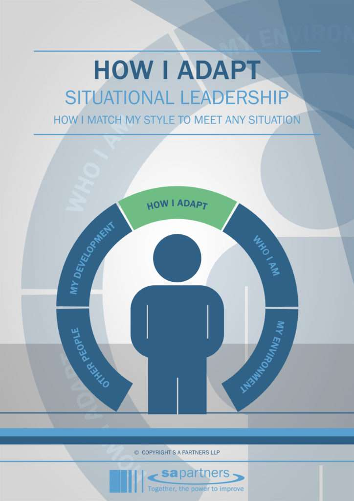 06 - Situational Leadership page1
