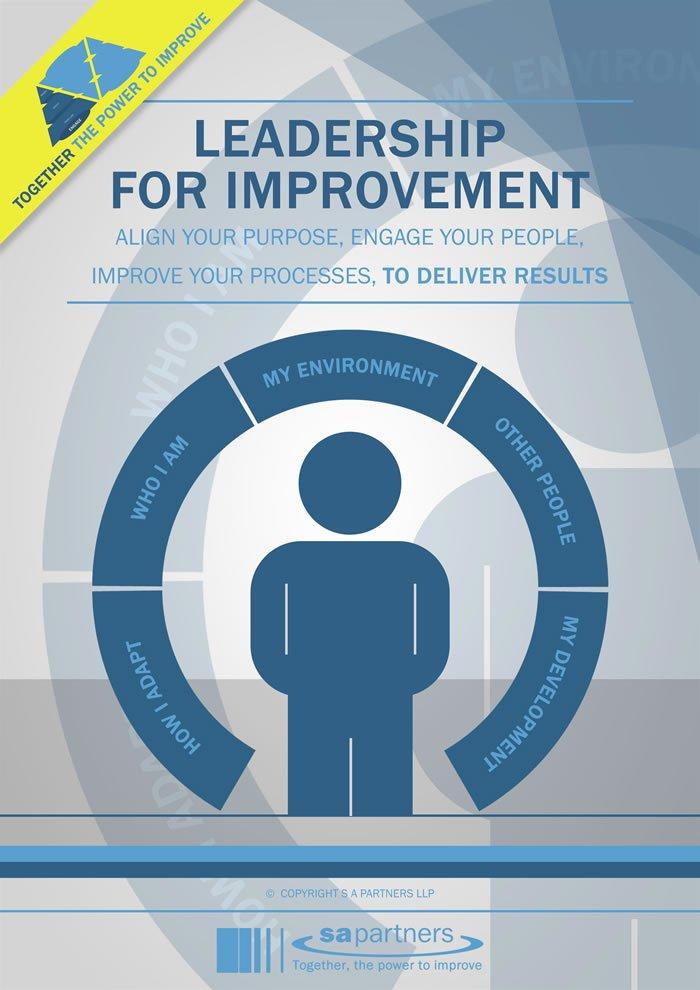 leadership main brochure cover image