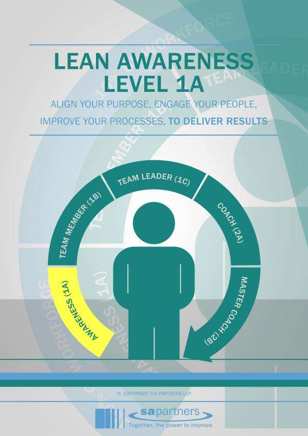 Lean Training 1a Cover