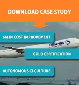 image of Jumbo jet with text of benefits of CI