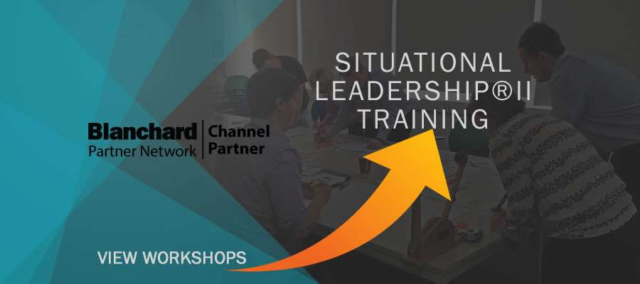 Banner for Situational Leadership ii Training