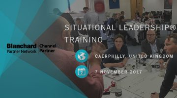 Situational Leadership Caerphilly Nov17