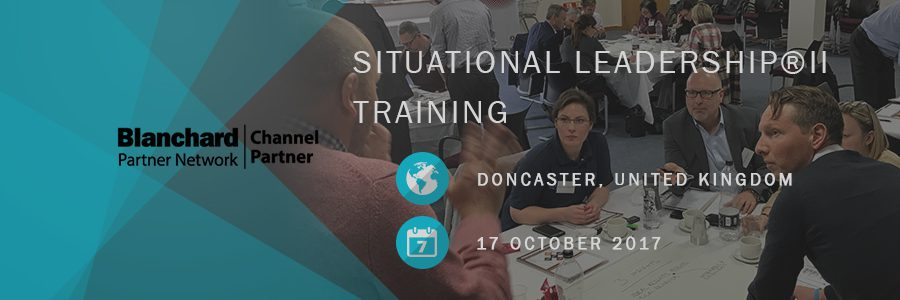 Situational Leadership Doncaster Oct17