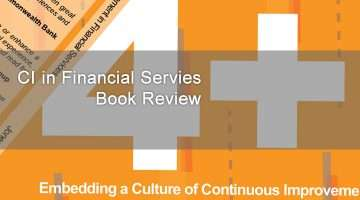 Continuous Improvement in Finance book cover