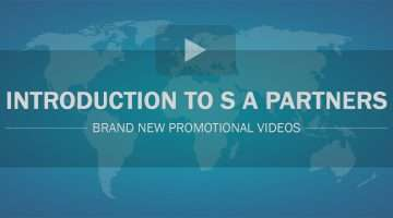 S A Partners Launch Brand New Promotional Videos