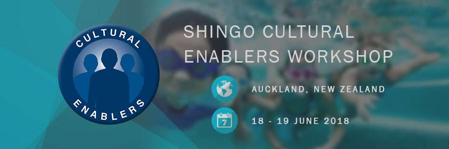 Shingo Cultural Enablers Workshop Auckland Leisure June18