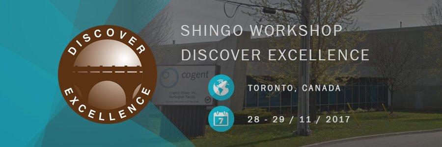 Shingo Discover Excellence Workshop Cogent
