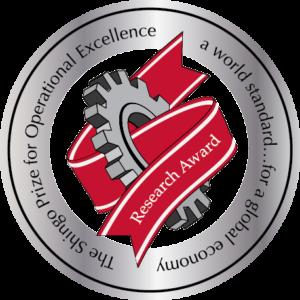 image showing Shingo Prize emblem