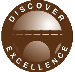 SHingo Discover excellence badge