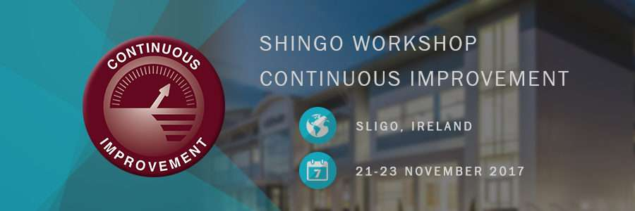 Shingo Continuous Improvement Workshop Abbvie