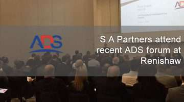 image of ADS members at presentation