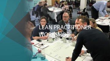 Lean Practitioner banner image