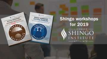 Shingo Workshops 2019 banner