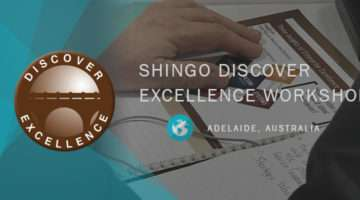 shingo workshop banner