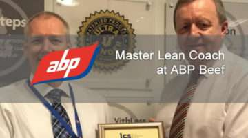 Master Lean Coach at ABB Beef