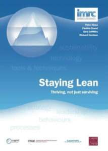 Staying Lean Thriving Not Just Surviving book cover