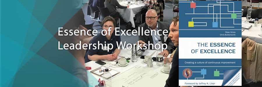 image of essence excellence workshop with people at tables